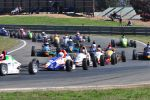 The National Formula Ford Championship, Wakefield Park photos copyright Riccardo BENVENUTI Automobilsport.com