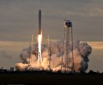 NASA ANTARES Launch part 1 on  12.11.2017 photos by Scott SCHILKE AutoMobilSport.com
