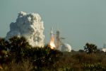 SpaceX FALCON HEAVY Lift Off photos by Scott SCHILKE AutoMobilSport.com - Spacenews.lu