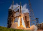 ULA LAUNCH GPS III Satellite for U.S. Air Force Space and Missile Systems Center 22.8.2019 - photos copyright by Scott SCHILKE