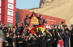 Photos DAKAR Rally 2020 Podium part 1 copyright by Willy WEYENS AutoMobilSport.com