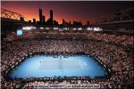 AUSTRALIAN OPEN 2020 Tennis around 300 photos copyright by Hugues DUMONT  AutoMobilSport.com