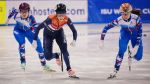 "ISU World Cup Short Track DRESDEN (D) photos copyright ""Strogoff Pragensis"" AutoMobilSport.com"