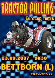 Eurocup Finals 2007 am 23 September in Bettborn / Préizerdaul