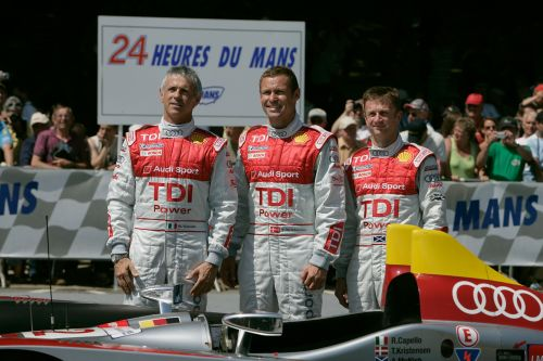 Audi win the 2008 edition