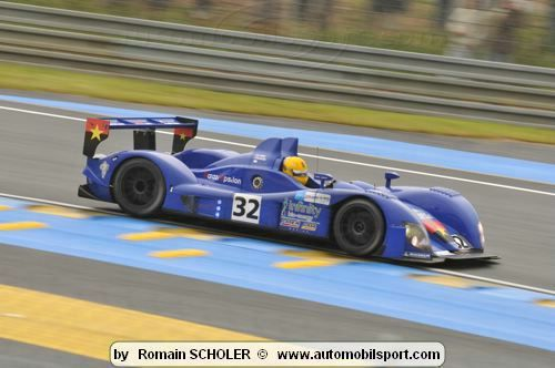 Le Mans 24-Hours – Zytek Race review