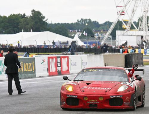 RISI Competizione finds redemption with Le Mans victory