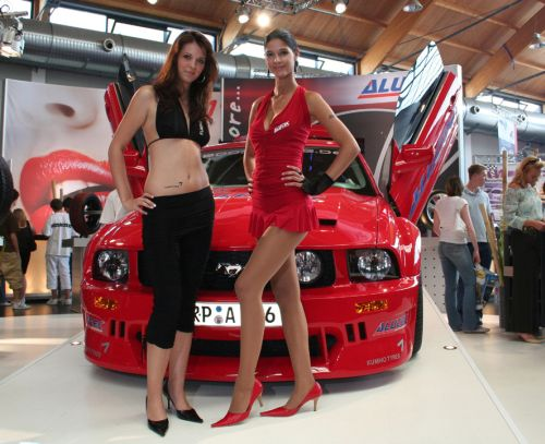 ALUTEC Tuning World Bodensee 2007
