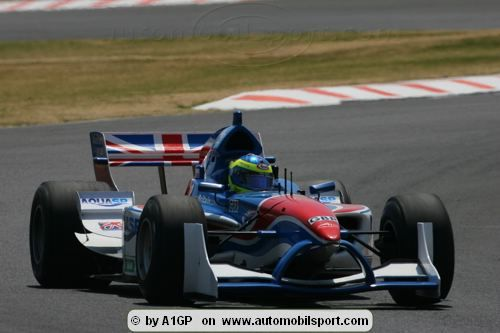 A1 Team GBR gunning for glory at Brands Hatch