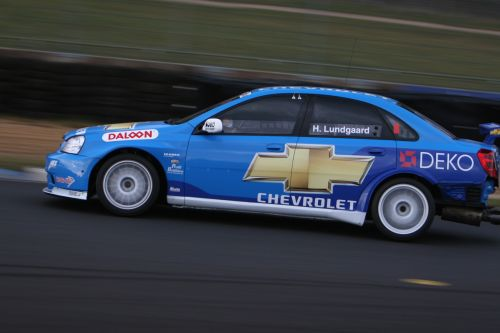Chevrolet Motorsport Danmark - First sign of Spring