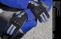 New and improved motorcycle gloves from BMW COLLECTION