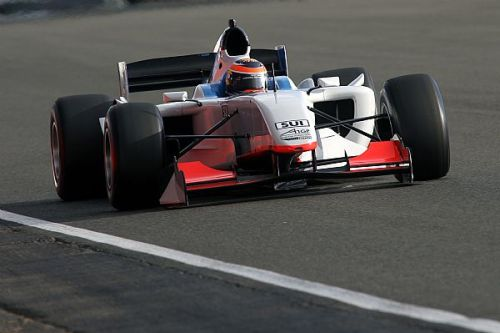 Successful test for Swiss A1GP team