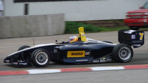 Frustrating qualifying session for David Martinez at Trois-Rivieres