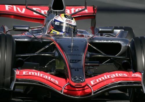 Mclaren Mercedes F1 Team Monaco Gp Preview