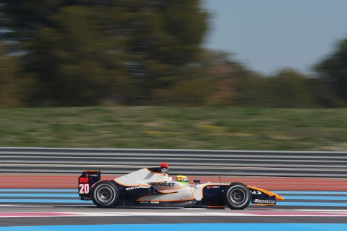 Trident Racing end successful Paul Ricard testing.