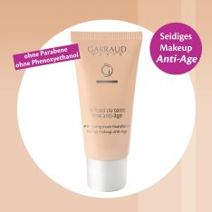 GARRAUD PARIS mit innovativem Make-up Anti-Age