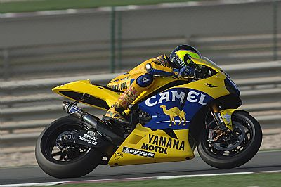 MOTOGP - Camel Yamaha Team in Qatar - Another test completed - automobilsport.com