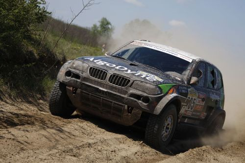 Mixed fortunes for X-Raid Team on fifth leg