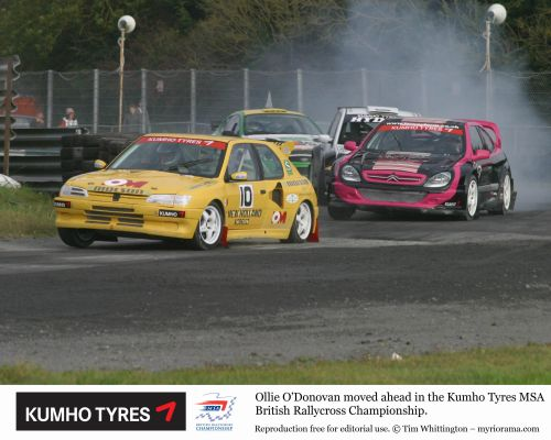 Mondello mix sets up final showdown at Croft