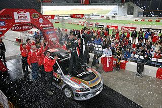 FIA PWRC Classification after Japan Rally