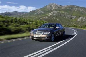 The Mercedes-Benz C-Class gains top marks in US safety test