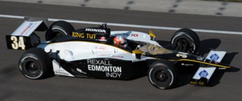 Conquest Racing Indy 500 Fast Friday Notes & Quotes