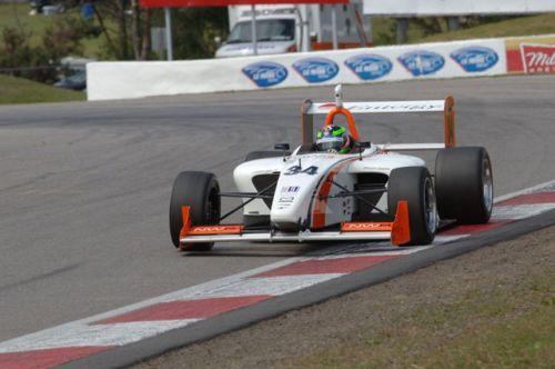 Summerton Leads 1-2 Sweep for Newman Wachs Racing at Mosport