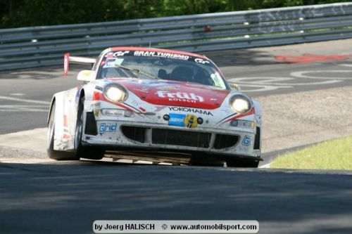 Kenneth Heyer placed 6th overall at the 24h-Nürburgring!