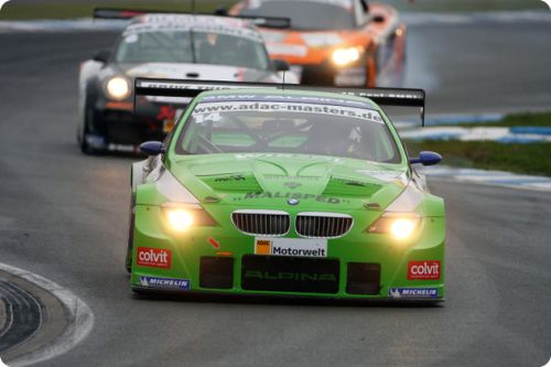 Andreas Wirth and S-Berg Racing Kick off BMW-ALPINA's 2010 Hunt for Motorsport Excellence