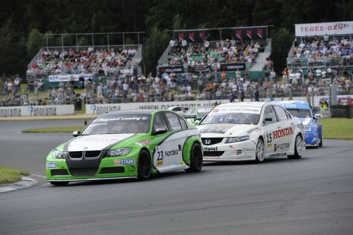 The new Scandinavian Touring Car Cup kicks off