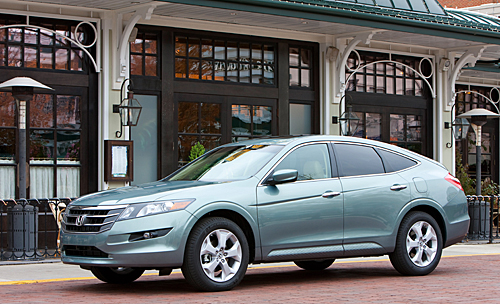 Honda Accord Crosstour 4WD - Road Test: 2010