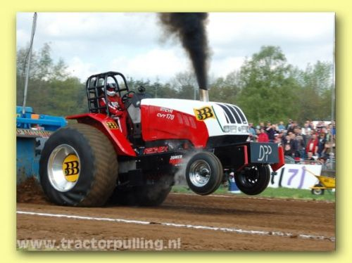 Jingle Tractor - Pulling Kollerschlag