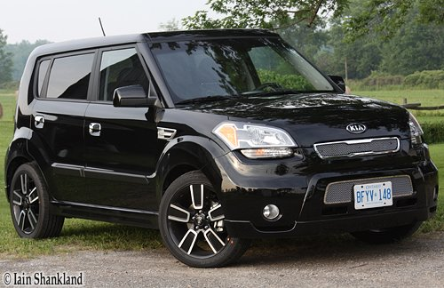 Kia Soul 4u SX - Road Test: 2010