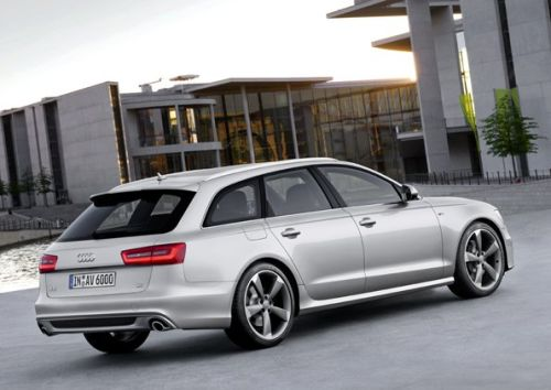 Five stars for the Audi A6 in the Euro NCAP crash test