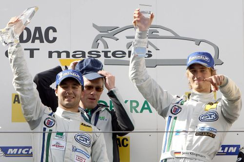 Andreas Wirth helps put the ALPINA brand back on the top step in motorsport after twenty years.