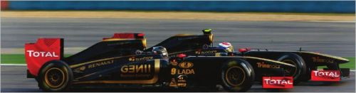 Lotus Renault GP - Nick and Vitaly's Guide to Istanbul