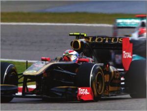 Lotus Renault GP Vitaly Petrov thoughts before Istanbul race