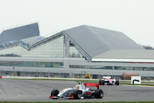 Alex Brundle sets the pace in pre-season F2 test