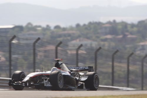 UAE driver Andreas Zuber qualifying review