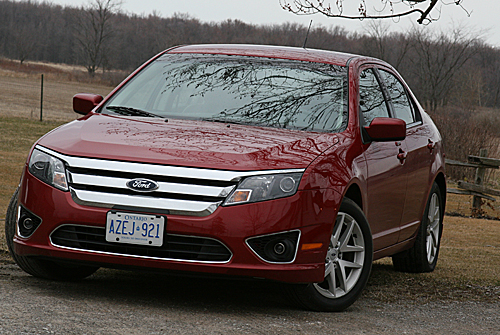 Ford Fusion SEL - Road Test