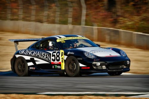 Intercontinental Trophy Cup Welcomes Isringhausen Imports Company designated as Official Parts Supplier