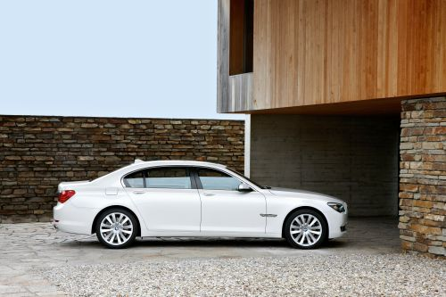 The new BMW 7 Series: perfect foundation for supreme motoring ...