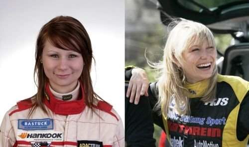 Frauenpower in der HJS-DRM  - Racing goes Rallye