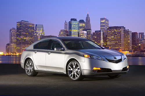 Road Test: 2010 Acura TL - SH-AWD