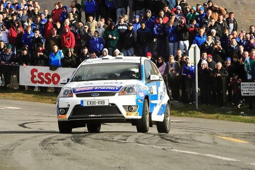 Four-some! Breen takes 4th straight Fiesta victory