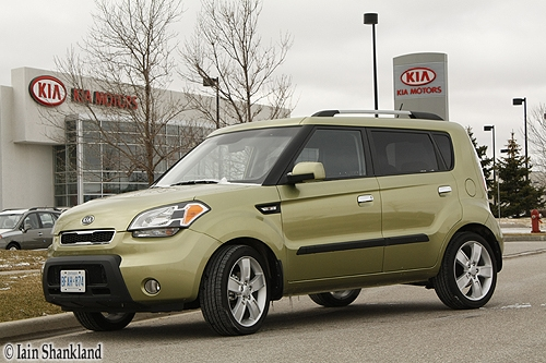 "Road Test: 2010 Kia Soul  ""4u+"""