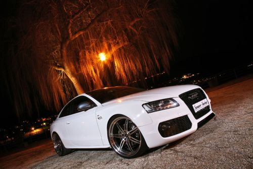 White beast – by Senner Tuning AG