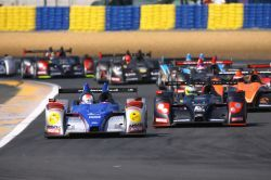 2010: Formula Le Mans alongside the big players!