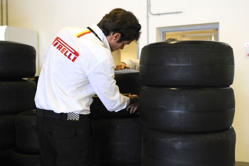 "Pirelli to test new evolution of hard tyre at ""home"" Grand Prix"