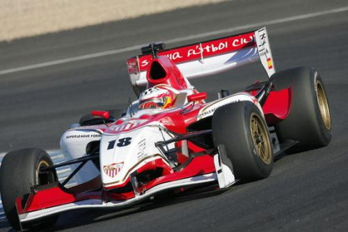 Sevilla FC returns to Superleague Formula